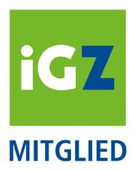 Logo iGZ Mitglied